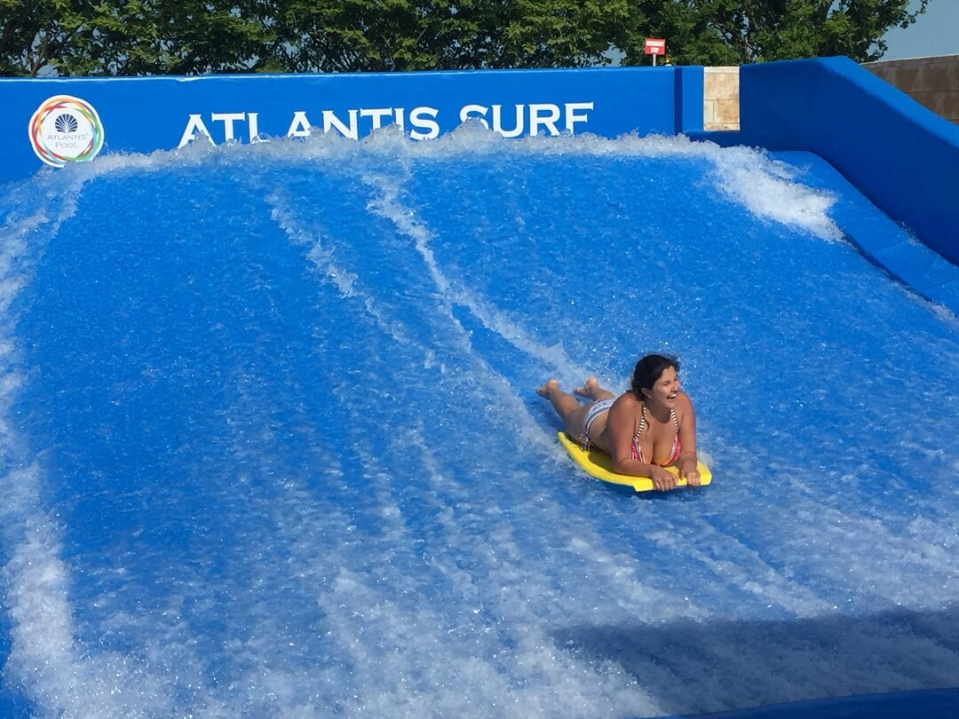 Atlantis Pool Surf Pool Installations