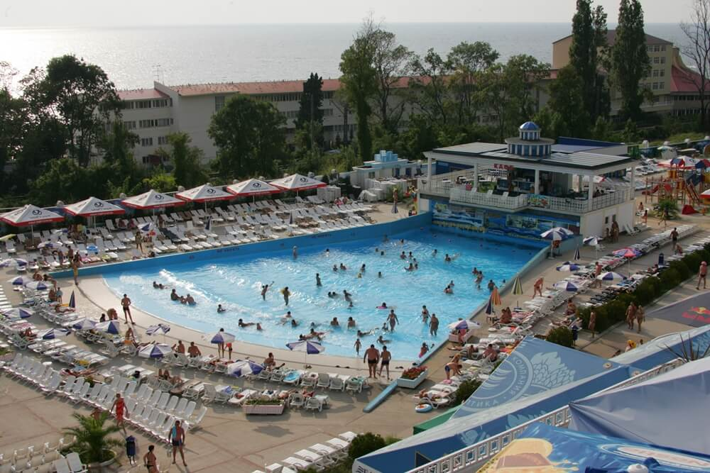 WAVE POOL, Aqualoo Sochi Russia